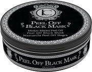 Lavish Care Peel Off Black Mask - Черна отлепяща се маска за лице с активен въглен - масло
