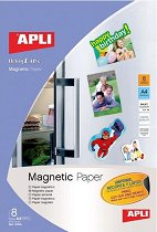 Магнитна фотохартия за мастиленоструен принтер