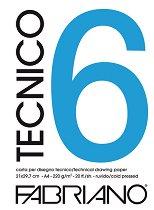 Блок за рисуване - Tecnico - Формат А4