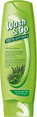 Wash & Go Conditioner With Herbal Extract -