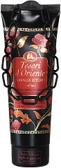 Tesori d'Oriente Japanese Rituals Shower Cream - Душ крем с аромат на божур - продукт