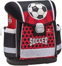 Ергономична ученическа раница - Soccer - раница
