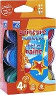Блестящи темперни боички - Комплект от 6 цвята х 22 ml