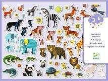 Релефни стикери - Животни