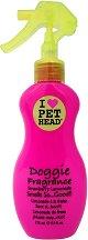 Pet Head Doggie Fragrance - Парфюмен спрей за кучета с аромат на ягодова лимонада - опаковка от 175 ml -