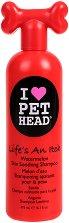 Pet Head Life's An Itch Shampoo - Успокояващ шампоан за кучета за раздразнена кожа - опаковка от 475 ml -
