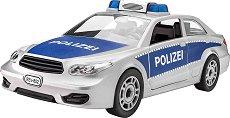 Полицейса кола - Сглобяем модел за деца - макет