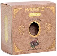 Harem's Natural Soap Chocolate - Натурален сапун с какаово масло - сапун