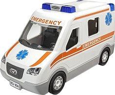 Линейка - Сглобяем модел за деца - макет