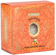 Harem's Natural Soap Apricot - Натурален сапун с кайсия - сапун