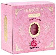 Harem's Natural Soap Rose - Натурален сапун с роза -
