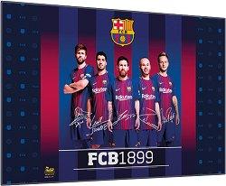 Подложка за бюро: FC Barcelona