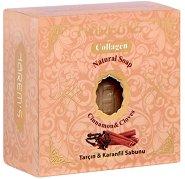 Harem's Natural Soap Cinnamon & Cloves - Натурален сапун с канела и карамфил -