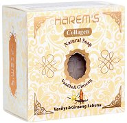 Harem's Natural Soap Vanilla & Ginseng - Натурален сапун с ванилия и женшен -