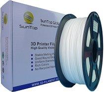 Бял консуматив за 3D принтер - PLA
