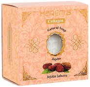 Harem's Natural Soap Jojoba - Натурален сапун с жожоба -