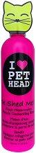 Pet Head De Shed Me Cat Rinse - Изплакващ лосион за котки за премахване на падаща козина - опаковка от 354 ml -