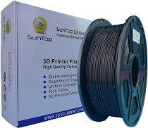 Черен консуматив за 3D принтер - PLA