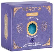 Harem's Natural Soap Blue Anemone - Натурален сапун със синя анемона - сапун