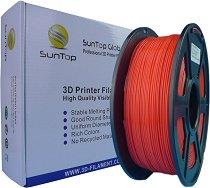 Червен консуматив за 3D принтер - PLA