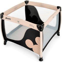 Сгъваема бебешка кошарка - Play'n Relax SQ: Mickey -