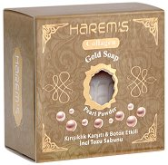 Harem's Gold Soap Pearl Powder - Сапун с перлен прах с противостареещ ефект -