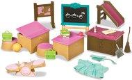 """Класна стая - Къщички и аксесоари от серията """"Lil Woodzeez"""" -"""