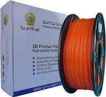Оранжев консуматив за 3D принтер - PLA