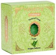 Harem's Natural Soap Nettle - Натурален сапун с коприва за всеки тип кожа -