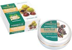 Harem's Herbal Massage Cream Horse Chestnut - Билков масажен крем с див конски кестен -