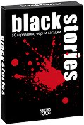 Black Stories - Комплект карти за игра -