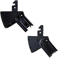 """Комплект адаптери за кошче за кола - Comfort Fix - Допълнителни елементи за детска количка """"Lift up 4"""" - продукт"""