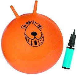 Детска топка за скачане -