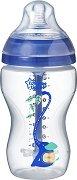 Бебешко шише за хранене - Advanced Anti-Colic Plus 340 ml -