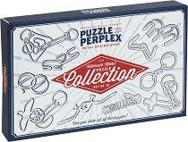 """The Ultimate Metal Puzzle Collection - 10 логически 3D пъзела от серията  """"Puzzle and Perplex"""" -"""