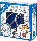 """Professor Sense Sizzler's: Enigma - 3D метален пъзел от серията """"The Puzzle Club"""" -"""