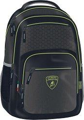 Ученическа раница - Lamborghini -