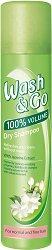 Wash & Go Dry Shampoo Jasmine Extract -