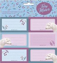 Етикети за тетрадки - Fairy Manor - продукт