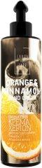 Lavish Care Orange & Cinnamon Hand Cream - Крем за ръце и крака с аромат на портокал и канела -