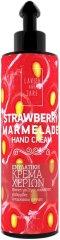 Lavish Care Strawberry Marmelade Hand Cream - Крем за ръце и крака с аромат на ягода -