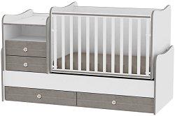 Трансформиращо се детско легло - Combo -