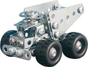 """Самосвал - Детски метален конструктор от серията """"Eitech: Starter"""" -"""