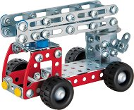 """Пожарен камион - Детски метален конструктор от серията """"Eitech: Starter"""" -"""
