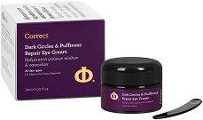 """Philab Correct Dark Circles & Puffiness Repair Eye Cream - Околоочен крем против тъмни кръгове и подпухване от серията """"Correct"""" -"""