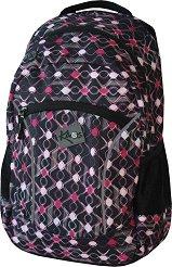 Ученическа раница - Kaos: Pink Waves -