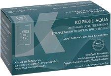 Lavish Care Kopexil Aqua Anti-Hair Loss Treatment - Терапия против косопад в опаковка от 10 броя ампули x 10 ml - шампоан