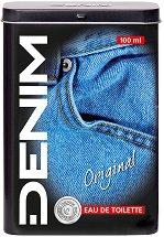 """Denim Original EDT - Мъжки парфюм в метална кутия от серията """"Original"""" -"""