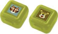 """Кутии за храна - Джунгла - Комплект от 2 броя от серията """"Crocodile Creek"""" -"""