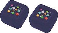 """Кутии за храна - Космос - Комплект от 2 броя от серията """"Crocodile Creek"""" - кутия за храна"""